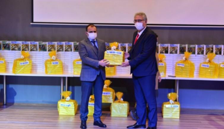 Erdemir'den eğitim projesine destek